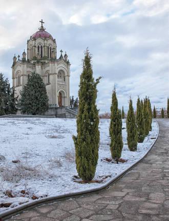 Descenso brusco de las temperaturas este viernes en Guadalajara que está en alerta amarilla por nieve
