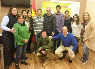Molina de Aragón ya tiene sus Nuevas Generaciones del Partido Popular