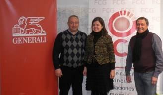 FCG firma un convenio de colaboración con Generali Seguros a través de Segurdat Inversiones