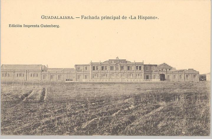 El patrimonio industrial de la provincia de Guadalajara, reunido en una exposición