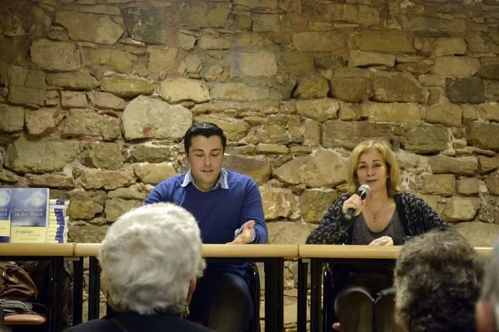 Iván Martínez de Miguel presenta en Sigüenza 'Los misterios de Río Dulce'