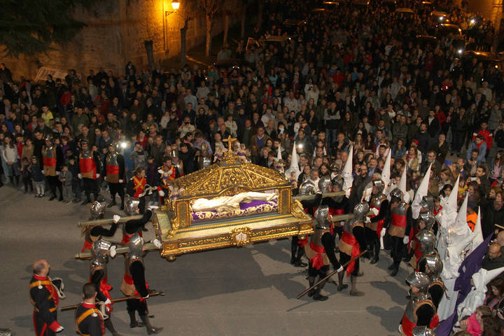 Semana Santa de Sigüenza: devoción, pasión… y turismo