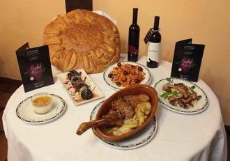 Último fin de semana de las 'I Jornadas de la Cocina Seguntina'