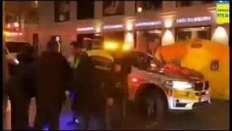 REYERTA EN MADRID : Un joven muere y otro resulta herido de gravedad por apuñalamiento en la Puerta del Sol