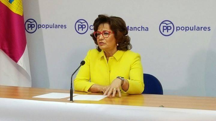 """Riolobos denuncia la """"Operación Molina 2"""" de Page para que García Molina deje Podemos y se integre en el PSOE"""