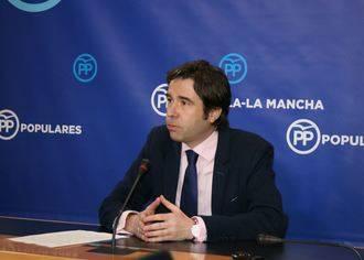 """Robisco: """"Mañana veremos si los dos diputados de Podemos son cómplices de las políticas antisociales de Page"""""""