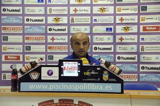 El Deportivo Guadalajara destituye a Félix Arnáiz Lucas como entrenador