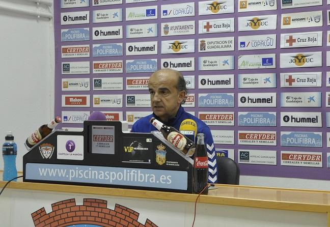 """Arnáiz Lucas: """"Ahora mismo todos los partidos los debemos afrontar como finales"""""""