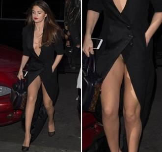 Selena Gómez no deja nada a la imaginación con su nuevo modelito