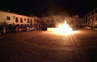 El Grupo Ciudadanos en la Diputación presencia y apoya la promoción de la 'Pasión Viviente' de Fuentelencina