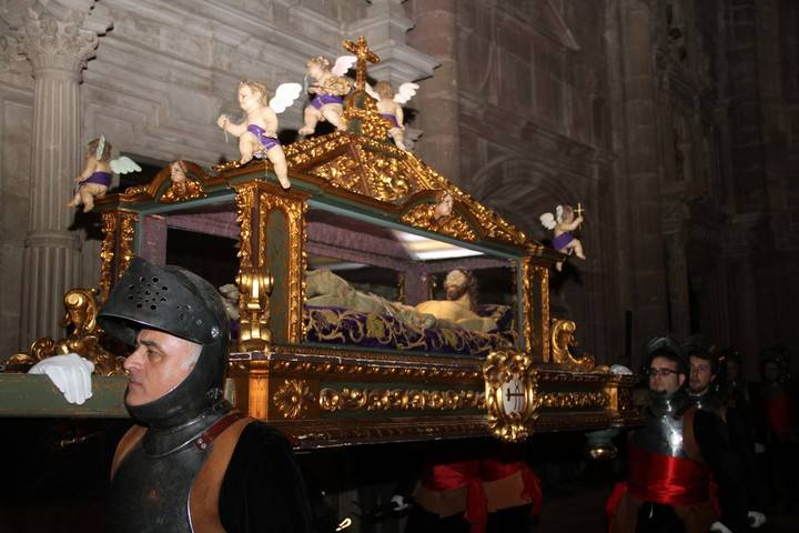 La popular Procesión De los Armaos de Sigüenza saldrá este Viernes Santo