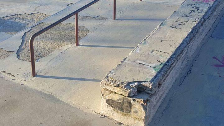 Ciudadanos Azuqueca exige la actuación inmediata en el 'Skate Park' del Parque de la Quebradilla