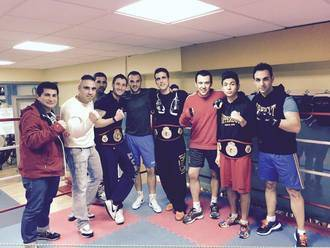 Triplete histórico del boxeo guadalajareño