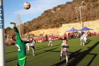 El Rayo Vallecano culmina la rebelión de los modestos en la IV Trillo Cup benjamín