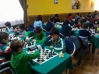 Celebrada en Sacedón la quinta jornada del XI Circuito de Ajedrez promovido por Diputación