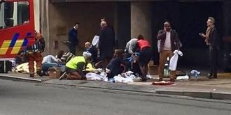 La barbarie yihadista vuelve a atacar a Europa, esta vez en Bruselas