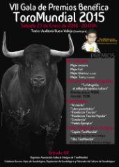 Este sábado se celebra la gala de Toromudial a favor de Nachete