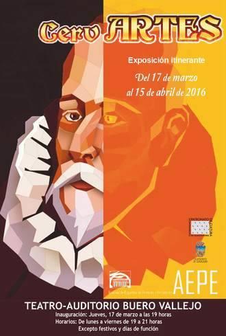 """El jueves se inaugura en el Buero Vallejo la exposición """"Cervartes"""""""