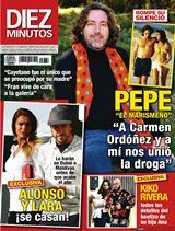 """DIEZ MINUTOS : """"A Carmen Ordóñez y a mí nos unió la droga""""."""