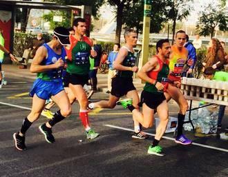 El Club Atletismo la Esperanza, tercero de España de maratón en categoría veteranos