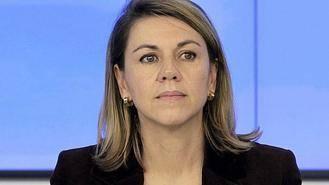 Cospedal, nueva presidenta de la Comisión de Seguridad Nacional