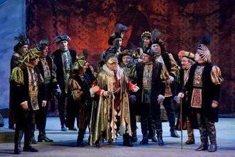 Rigoletto, ópera con mayúsculas el próximo viernes en el Buero Vallejo