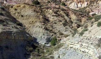 Se inicia la declaración de monumento natural del estratotipo de Fuentelsaz