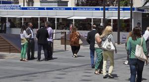 Acuerdo entre el Ayuntamiento y los libreros: la Feria del Libro se celebrará en la Plaza Mayor