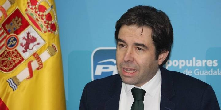 """Robisco: """"Las palabras de Estévez ratifican el castigo de Page a Guadalajara, a su universidad y el agravio a los estudiantes de nuestra provincia"""""""