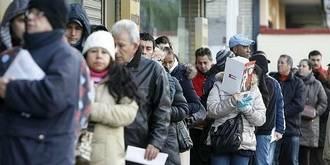 El paro subió en Guadalajara en 419 personas en febrero