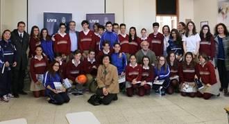 La LNFS conmemora el Día Internacional de la Mujer con un coloquio en el Colegio Sagrado Corazón de Guadalajara