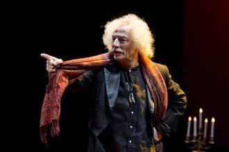 El Brujo lleva al Teatro Buero Vallejo sus 'Mujeres de Shakespeare'
