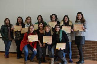 El Instituto de la Mujer ha formado a una docena de mujeres formadoras en materia de Sociedad de la Información