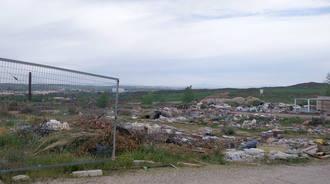 Ciudadanos pide que se limpien los solares de Guadalajara