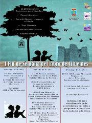 """Cifuentes celebra este fin de semana el """"I Fin de Semana del Libro"""" con un programa lleno de actividades"""