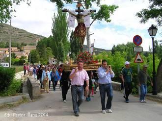 Lupiana se prepara para celebrar su romería del Santísimo Cristo del Socorro