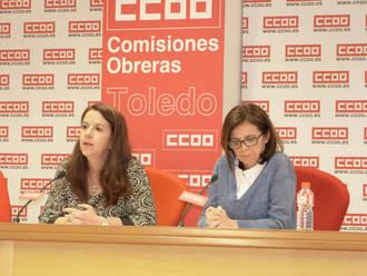 CCOO y UGT denuncian que en el primer trimestre del año han fallecido en la región 10 personas en accidente laboral, 2 más que el año pasado