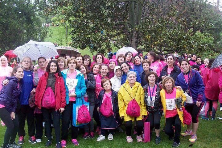 Más de cien mujeres de Brihuega se sumaron a la Marcha de la Mujer