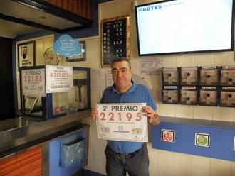 El Bar Calvo da 60.000 euros en la Lotería Nacional, dos semanas después de haber dado 4,3 millones en la Primitiva