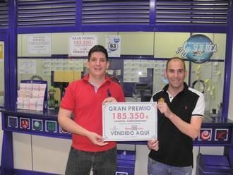 Guadalajara está de racha: Un boleto de la bonoloto del 5+C sellado en el Ferial Plaza premiado con 185.350,55 euros