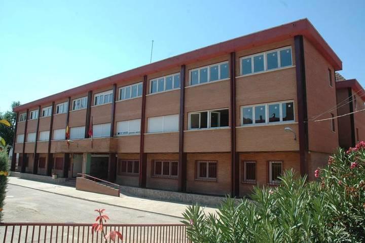 Susto en el azudense Colegio Virgen de la Soledad por un incendio