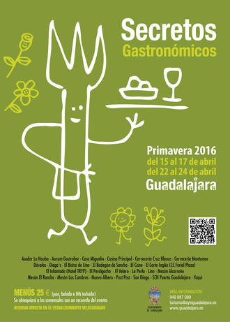 Más de 1.600 menús servidos en el primer fin de semana de los Secretos Gastronómicos