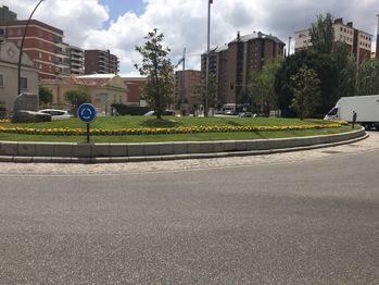 25.646 flores de primavera adornan ya diferentes espacios de la capital