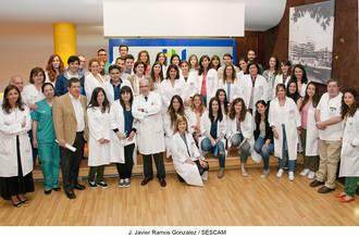 El Área Integrada de Salud de Guadalajara da la bienvenida a 36 nuevos residentes