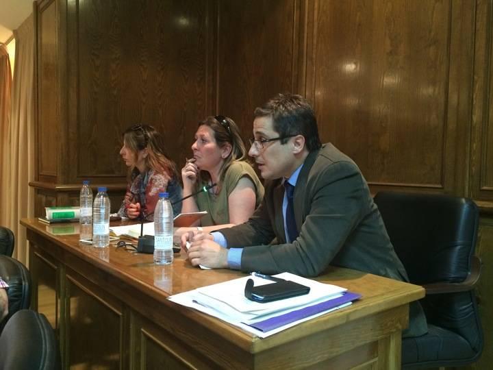 """Ciudadanos Alovera defiende en el Pleno la búsqueda de soluciones """"sin excusas"""" contra la masificación del instituto"""