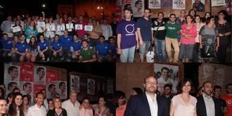 Arranca la carrera del 26J hacia el Congreso de los Diputados en Guadalajara