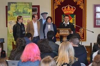 La viceconsejera de Educación y el delegado de la Junta participan en la lectura pública del Libro de Buen Amor en Hita