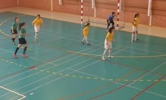 Las chicas del Alovera se meten en la final de Castilla La Mancha