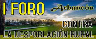 Arbancón organiza el I Foro contra la despoblación rural