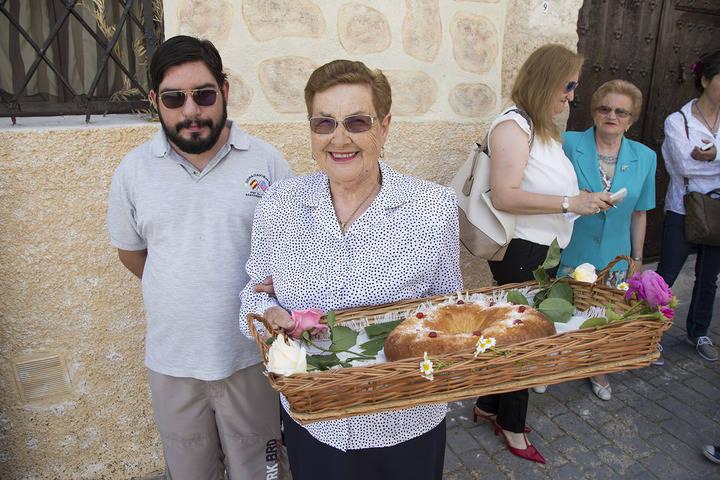 Azañón, Viana y La Puerta celebran sus fiestas de San Antonio